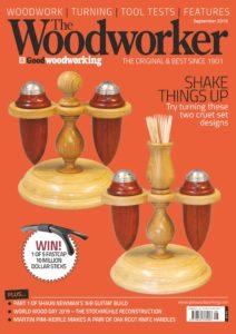 The Woodworker & Woodturner – September 2019