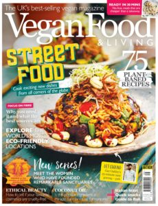 Vegan Food & Living – September 2019
