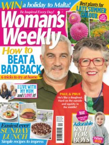 Womans Weekly UK – 27 August 2019