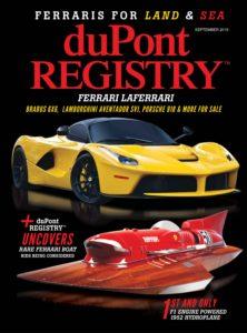 duPont Registry – September 2019