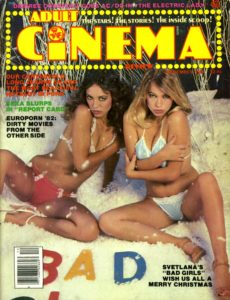 Adult Cinema Review – December 1981