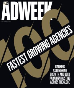 Adweek – September 23, 2019
