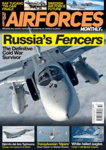 AirForces Monthly – October 2019