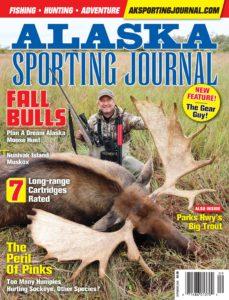 Alaska Sporting Journal – September 2019
