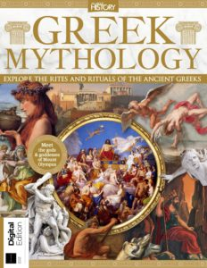 All About History- Book of Greek Mythology – 2nd Ed  2019