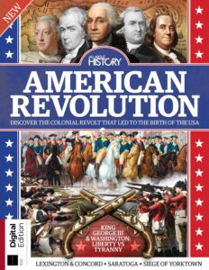 All About History Book Of The American Revolution – 2nd Edition 2019