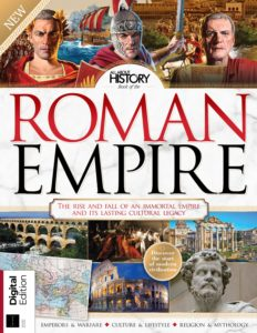 All About History Book Of The Roman Empire – 4th Edition 2019