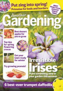 Amateur Gardening – 14 September 2019