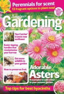 Amateur Gardening – 28 September 2019