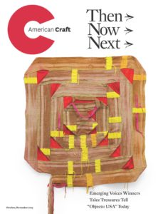 American Craft – October-November 2019