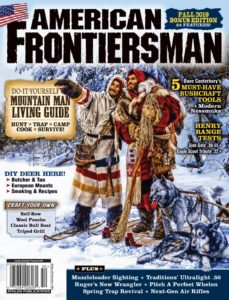 American Frontiersman – Fall 2019