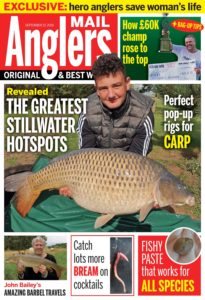 Anglers Mail – 10 September 2019