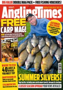 Angling Times – 03 September 2019