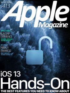 AppleMagazine – September 27, 2019