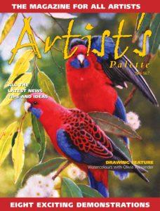 Artist's Palette – August 2019