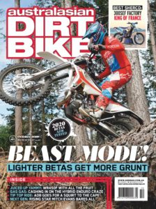 Australasian Dirt Bike – October 2019