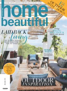 Australian Home Beautiful – October 2019