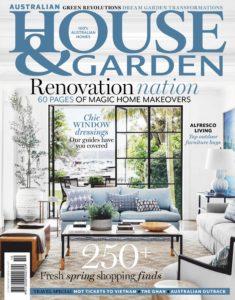 Australian House & Garden – October 2019
