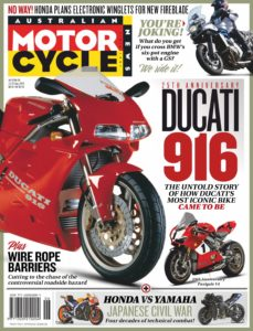 Australian Motorcycle News – September 12, 2019