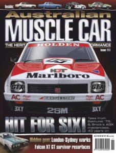 Australian Muscle Car – August 2019