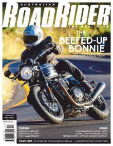 Australian Road Rider – October 2019