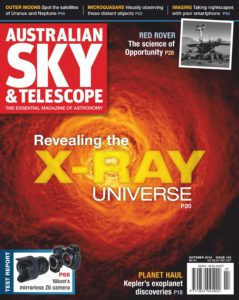 Australian Sky & Telescope – October 2019