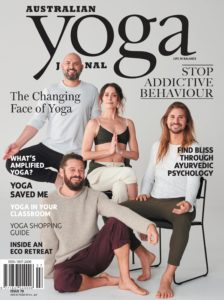 Australian Yoga Journal – October 2019