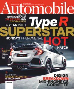 Automobile USA – November 2019