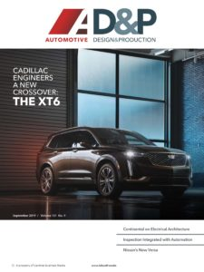 Automotive Design and Production – September 2019