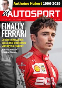 Autosport – 05 September 2019