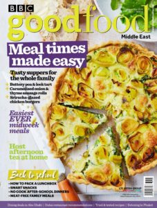 BBC Good Food Middle East – September 2019