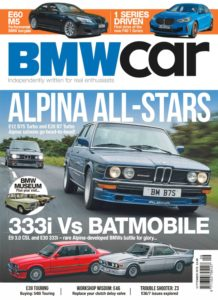 BMW Car – September 2019