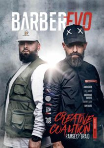 Barber Evo – September-October 2019