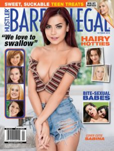Barely Legal – October 2019