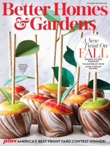 Better Homes & Gardens USA – October 2019