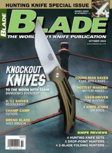 Blade – October 2019