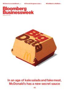 Bloomberg Businessweek Asia – 27 September 2019