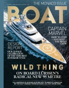 Boat International – October 2019