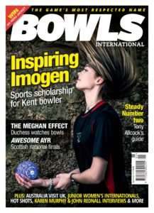 Bowls International – September 2019
