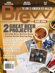 Brew Your Own – October 2019