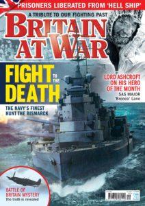Britain at War – October 2019