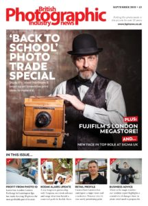 British Photographic Industry News – September 2019