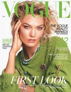 British Vogue – August 2019