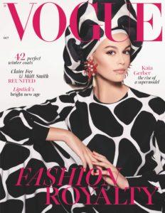 British Vogue – October 2019