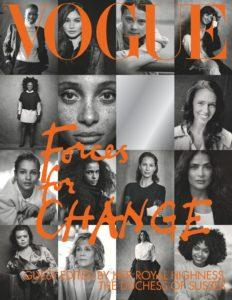 British Vogue – September 2019