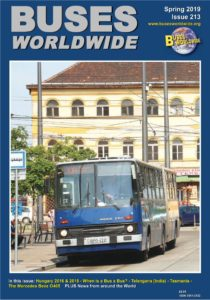 Buses Worldwide – Spring 2019