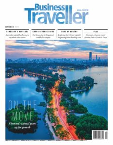Business Traveller Asia-Pacific Edition – September 2019