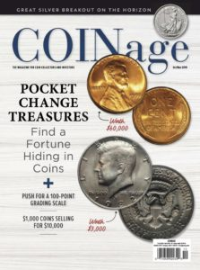 COINage – October-November 2019