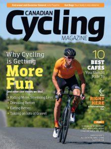 Canadian Cycling – October-November 2019