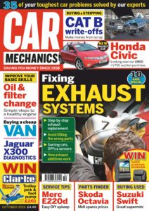 Car Mechanics – October 2019
